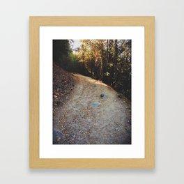Lead Me Framed Art Print