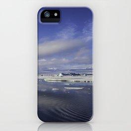 Jokulsarlon Lagoon Beach 11 iPhone Case