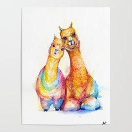 Packa'Alpaca Poster