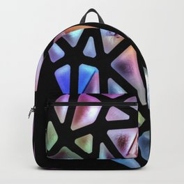 Stained Glass Heart Backpack