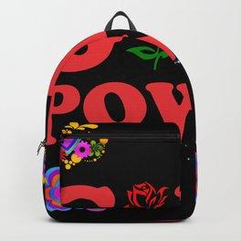 Girl Power Glam Backpack