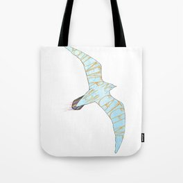 No, You'll Never Catch Me Now Tote Bag