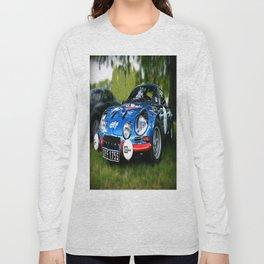 "The Alpine A110 ""Berlinette"" Long Sleeve T-shirt"