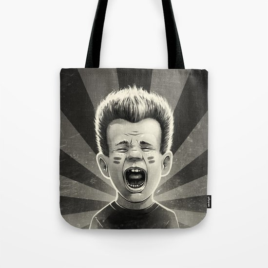 Noise! Tote Bag