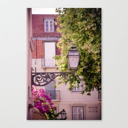 Lisbon Lamp Canvas Print