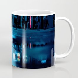 City Night Tokyo (Color) Coffee Mug