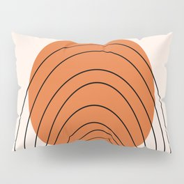 Modern shapes Pillow Sham