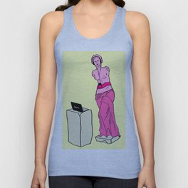 Venus of 2020 Unisex Tank Top