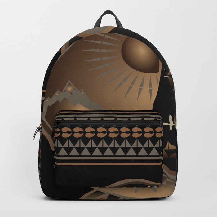 TaTanka (Buffalo) Backpack