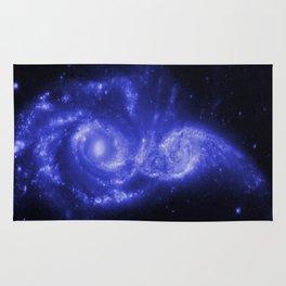 Blue Universe Rug