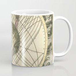 Antique World Zodiac Sign Coffee Mug