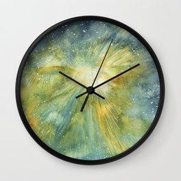 O Nata Lux Wall Clock