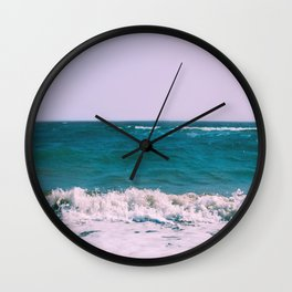 BEACH DAYS X Wall Clock