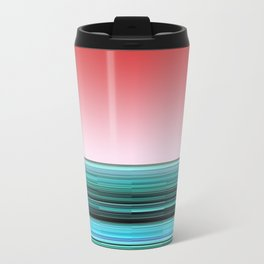 Water Metal Travel Mug