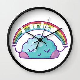 I tried Wall Clock
