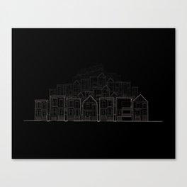 Untapped San Francisco Canvas Print