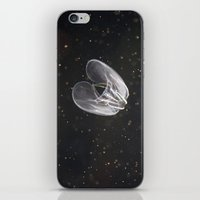 battlestar galactica iPhone & iPod Skins featuring Jellystar Galactica by Young Swan Designs