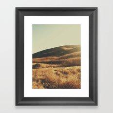 Santa Barbara, CA Framed Art Print