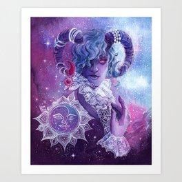 Stella Immortalem Art Print