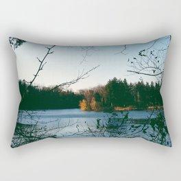 Kingswood Lake Rectangular Pillow