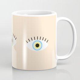 Three Magic Eyes Coffee Mug