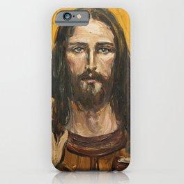 Christ Pantocrator iPhone Case