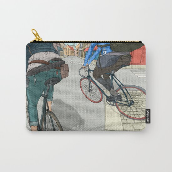 City traveller Carry-All Pouch