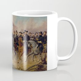 Grant and His Generals Coffee Mug