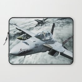 Ghost Rider this is Mustang... vector 090 for Boggie Laptop Sleeve