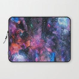 Splattered Galaxy Laptop Sleeve