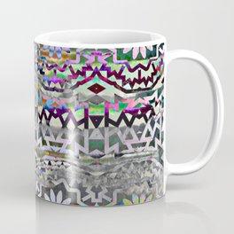 Bohemian colorful pattern, festyval style Coffee Mug