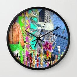 Demographic Wall Clock