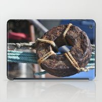 tool iPad Cases featuring fisherman's tool by  Agostino Lo Coco