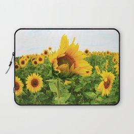 Sonnenblumen 4 Laptop Sleeve