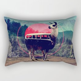 Llama Rectangular Pillow