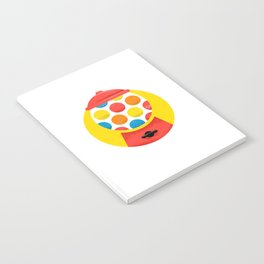 Gumballer Machine Notebook