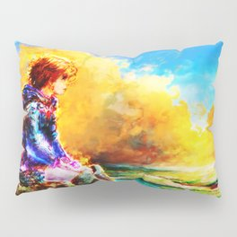Nausicaa of the Valley of the Wind Pillow Sham