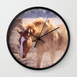 Shake It Off Wall Clock