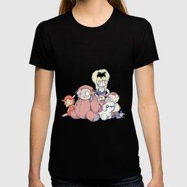 Through Dangers Untold T-shirt