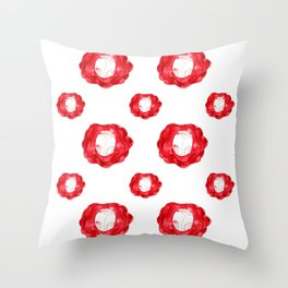 Pierro #02 Throw Pillow