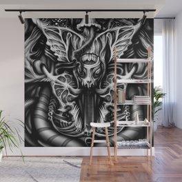 Alien Flesh #2 Wall Mural