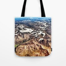 Alps Tote Bag
