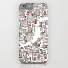mapping home Slim Case iPhone 6s