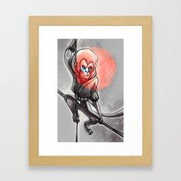 Vanara Framed Art Print