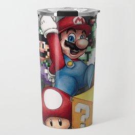 Mario et ses amis Travel Mug