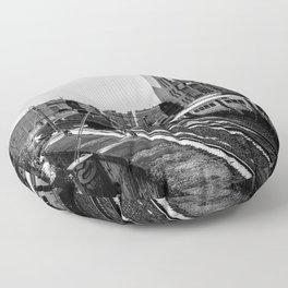 Septa Floor Pillow