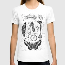 Explore Illustration T-shirt