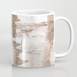 Gray brown Coffee Mug