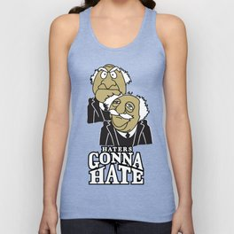 Hater Gonna Hate Unisex Tank Top