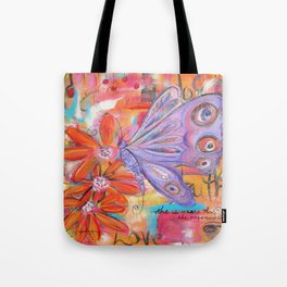 She is more than She knows... Tote Bag